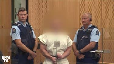 Attentats de Christchurch : l'auteur du carnage inculpé pour meurtre.