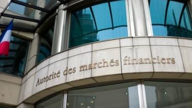 L'AMF a infligé des amendes records en 2013