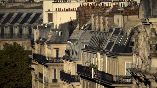 Les prix ont progressé de 77% depuis 2009 à Paris.