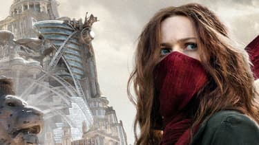 Détail de l'affiche de Mortal Engines