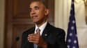 """Barack Obama met en garde contre la montée générale """"d'un nationalisme sommaire"""", lors d'un discours prononcé à Athènes, en Grèce."""