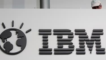 Le groupe IBM envisagerait de supprimer 1.200 à 1.400 emplois en France d'ici 2014