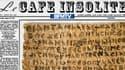 """Ce papyrus ancien, qui indique """"Jésus leur a dit, ma femme"""" a été authentifié."""