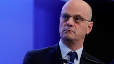 Jean-Michel Blanquer, le ministre de l'Education nationale.