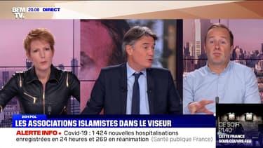 Attentat de Conflans: les associations islamistes dans le viseur de l'exécutif - 19/10