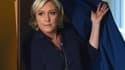 Marine Le Pen, le 11 juin 2017