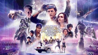 """Ready Player One"" de Steven Spielberg est sorti en salles le 28 mars 2018"