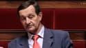Gérard Bapt à l'Assemblée le 27 septembre 2011.