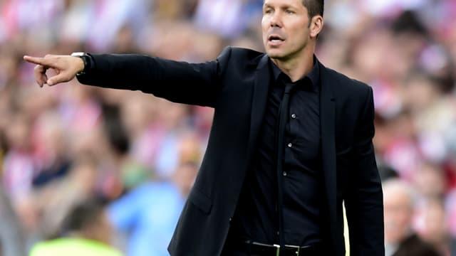 Atlético Madrid : Simeone veut entraîner la Lazio