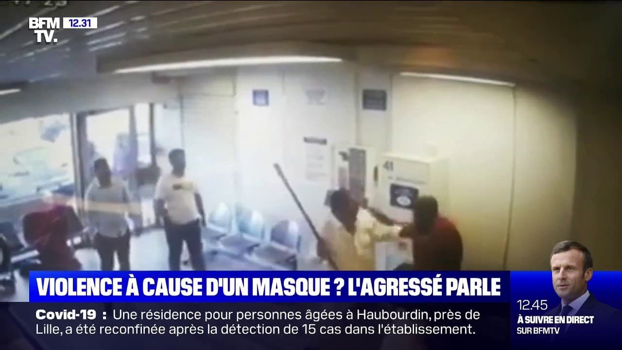 Ce qu'il s'est passé dans une laverie du Val-d'Oise où un homme a été agressé pour avoir demandé le port du masque