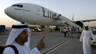 Le trafic passager d'Emirates avoisine les 50 millions de passagers transportés