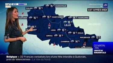 Météo à Lille: un temps maussade ce mardi, de la pluie et des rafales de vent jusqu'à 70 km/h