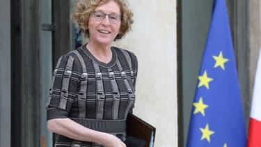 Muriel Pénicaud, la ministre du Travail. (image d'illustration)