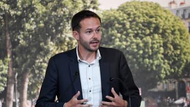 L'écologiste David Belliard est le nouvel adjoint chargé des transports à Paris.