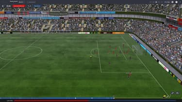 Football Manager permet de diriger une équipe dans des conditions proches du réel.