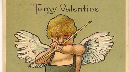 Les origines de la Saint-Valentin, dont Cupidon est le symbole, remontent à l'Antiquité.