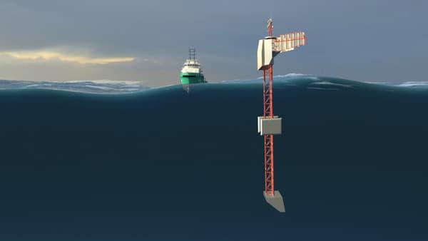 Parfaitement silencieux, il est équipé de systèmes pour enregistrer le son du fond des mers et de micros caméras pour ramener des images d'un monde inexploré