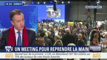Présidentielle 2017: François Fillon tient un meeting pour se relancer dans la course (2/2)