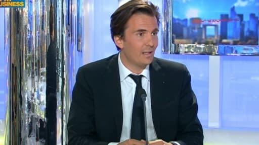 Yannick Bolloré a pris la succession de son père à la tête d'Havas