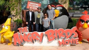 L'entreprise mise aussi sur un film en 3D, qui sera distribué par Sony Pictures, qui devrait sortir en mai 2016