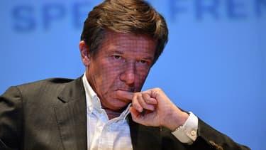 Gilles Pelisson, PDG du groupe TF1
