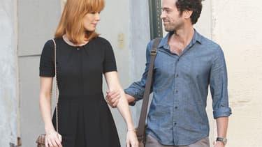 Wendy et Xavier, interprétés par Kelly Reilly et Romain Duris dans la trilogie de l'Auberge Espagnole, se sont rencontrés lors d'un échange Erasmus.