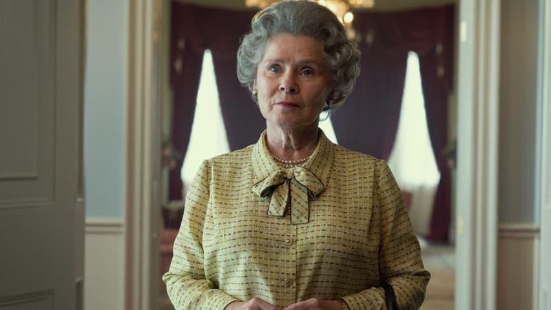 """""""The Crown"""": Première image d'Imelda Staunton dans le rôle d'Elizabeth II"""