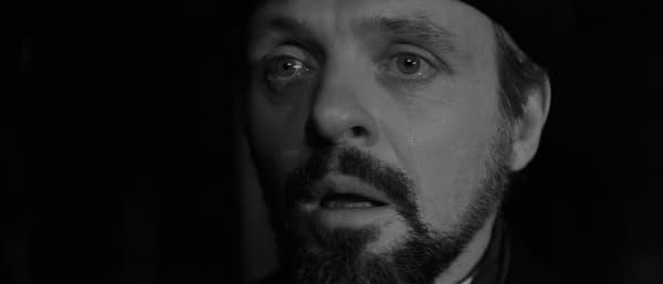 "Anthony Hopkins dans ""Elephant Man"" de David Lynch"