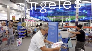 """Selon Nielsen, cette tendance peut s'expliquer par une routine de plus en plus présente de produits """"frais"""""""