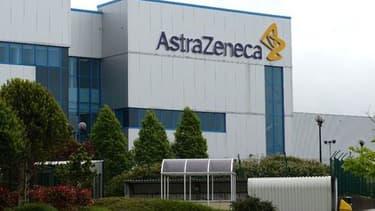 AstraZeneca chute nettement lundi en Bourse