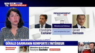 Où en est la plainte pour viol visant le nouveau ministre de l'Intérieur, Gérald Darmanin ?