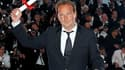 """Xavier Beauvois, le réalisateur de """"Des hommes et des dieux"""", qui a reçu à Cannes le Grand Prix du jury. En tête du box-office français pendant plusieurs semaines en 2010, le film sera candidat le mois prochain au César du meilleur film français. /Photo p"""