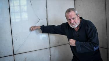 Terry Gilliam le 13 mars 2018 à l'Opéra Bastille