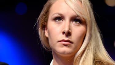 Marion Maréchal-Le Pen, le 17 novembre 2013.