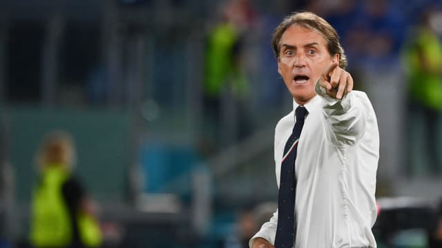 Roberto Mancini - Italie