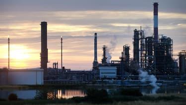 Cette raffinerie exploitée par Total emploie 650 personnes.