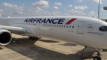 Air France n'opère plus que 10% de ses vols.