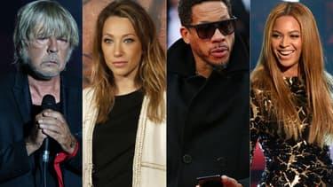 Renaud, Laura Smet, JoeyStarr et Beyoncé