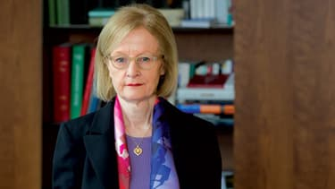 Danièle Nouy arrive à la tête de la supervision unique des banques de la zone euro