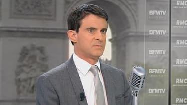 Manuel Valls était l'invité de BFMTV et RMC ce 3 juin