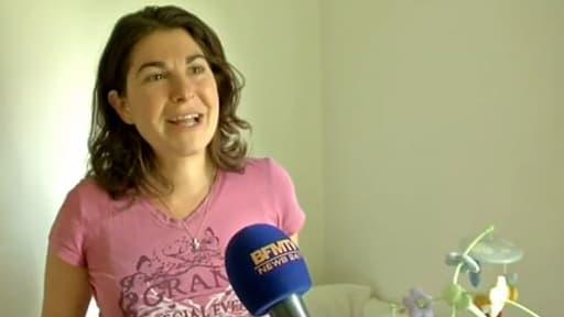 BFMTV avait rencontré Caroline Boudet en juin 2015.