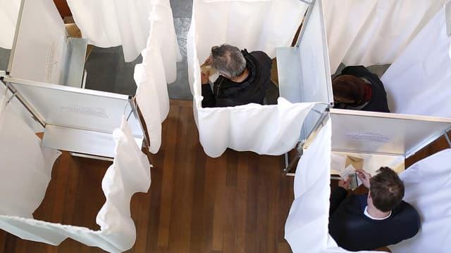 45,7 millions d'électeurs sont appelés aux urnes, ce dimanche (PHOTO d'ILLUSTRATION)