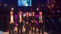 Les lauréats des Grands Prix Business Durable autour de Nathalie Croisé.