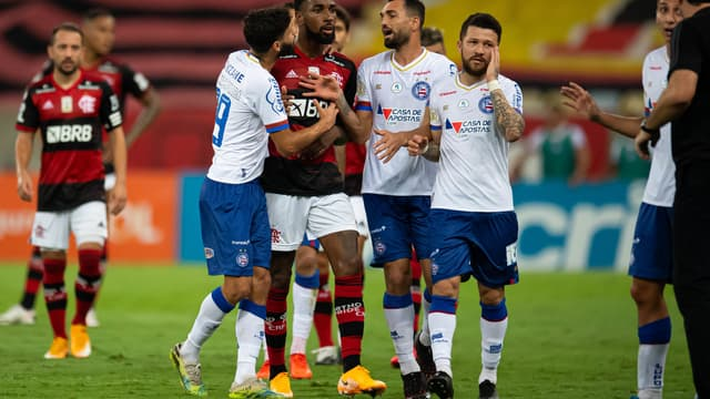Gerson (Flamengo) accuse un joueur de Bahia d'insultes racistes