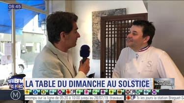 La table du dimanche: Solstice, 5ème arrondissement de Paris