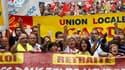 Plusieurs dizaines de milliers de personnes ont commencé à se rassembler mardi à Marseille dans le cadre de la journée de mobilisation contre la réforme des retraites. Les syndicats ont annoncé d'emblée une participation beaucoup plus importante que lors