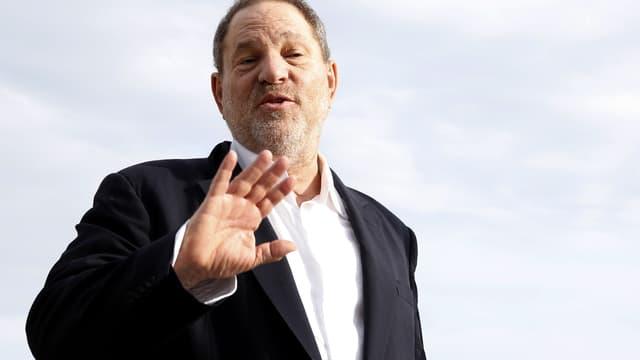 Harvey Weinstein, le producteur américain.