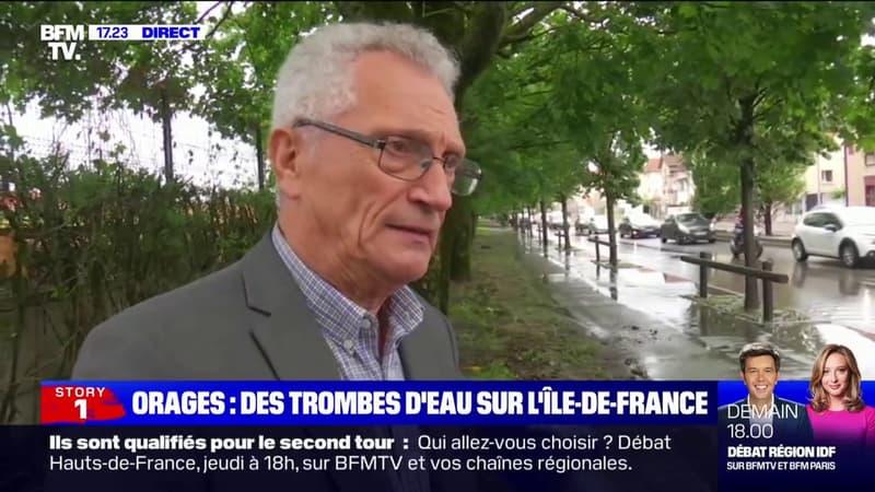 Le maire de Villeneuve-Saint-Georges alerte sur l'état de la RN6 après les intempéries dans le Val-de-Marne