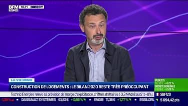 Norbert Fanchon (Groupe Gambetta) : Construction de logements, le bilan 2020 reste très préoccupant - 22/07