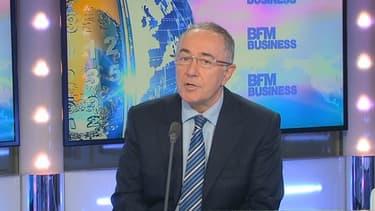 François Mouney était l'invité de BFM Business ce mardi 10 février.